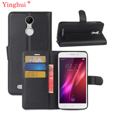 For HOMTOM HT27 Case Hight Quality Flip Leather Phone Case For HOMTOM HT27 Book Style Stand Cover For HOMTOM HT27