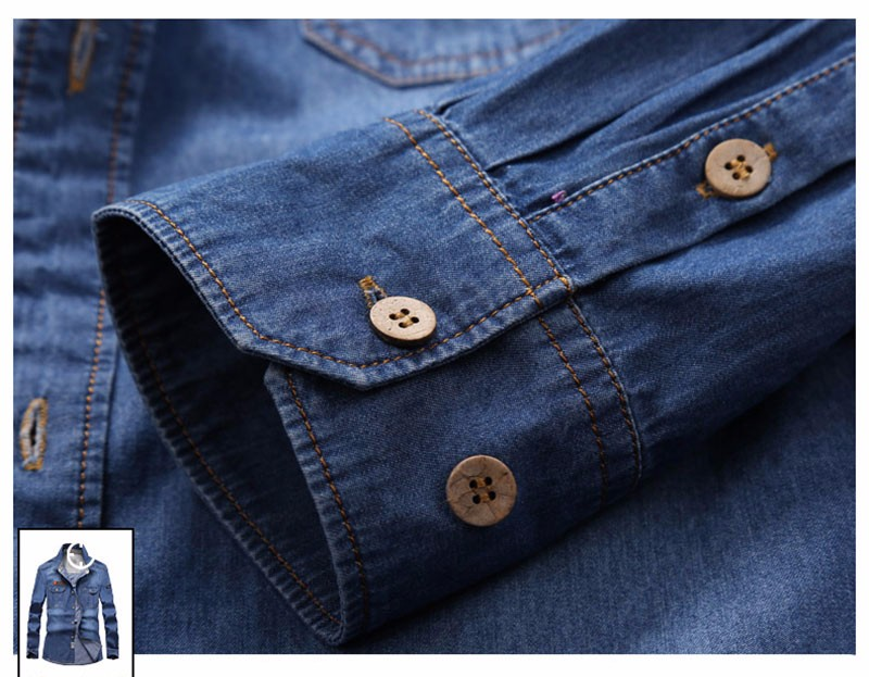 MEN DENIM SHIRTS (22)