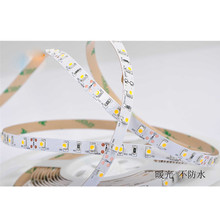 цена на 5m 3528 SMD 120 LEDs/M Warm White Yellowish Flexible LED Light DC24V non-waterproof LED Strip