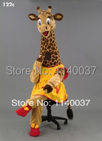 mascot Giraffe mascot costume custom color costume cosplay Cartoon Character carnival costume fancy Costume party