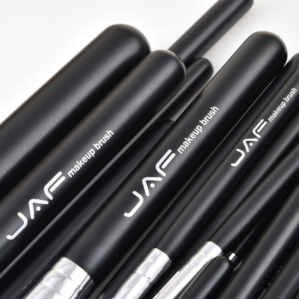 Image 4 - JAF 24pcs Professional Makeup Brushes Set High Quality Make Up Brushes Full Function Studio Synthetic Make up Tool Kit J2404YC Bmakeup brush setprofessional makeup brush setbrush set -