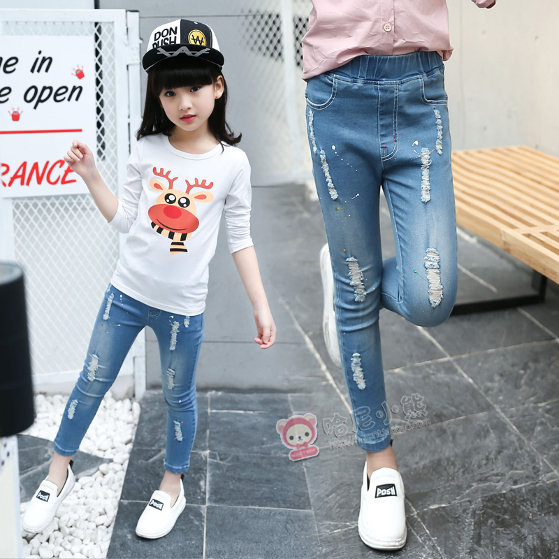 Online Get Cheap Jeans for Girls -Aliexpress.com  Alibaba Group