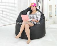 Computer Bean Bag Chair Outdoor Fashion Fabric Adult Gamer Chair Puff Bean Bag Waterproof