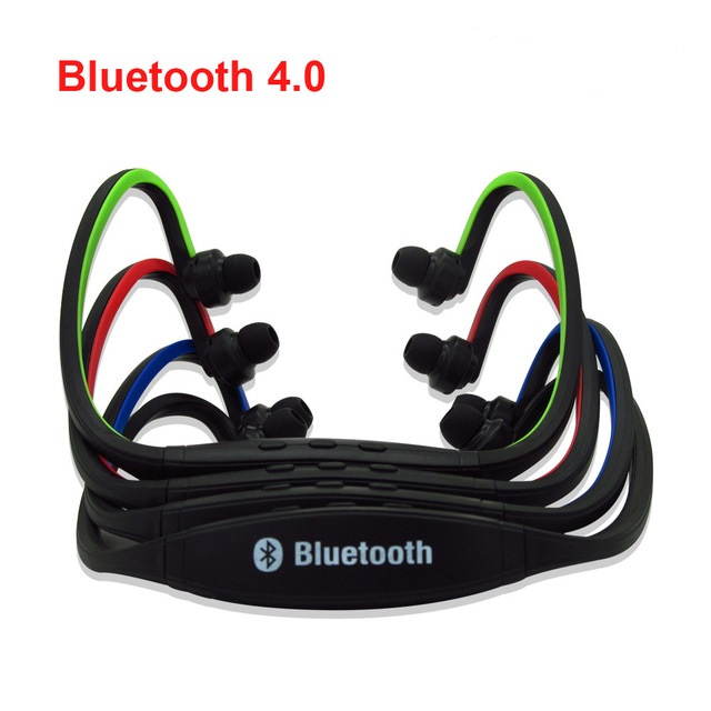 Bluetooth Headsets Earphones Wireless Bluetooth Earphone In-Ear Stereo Music Sport Headset with Mic for Xiaomi iPhone Samsung boas wireless bluetooth earphone hands free earbud earpiece car charger usb headsets with mic 2 in 1 headset for iphone xiaomi
