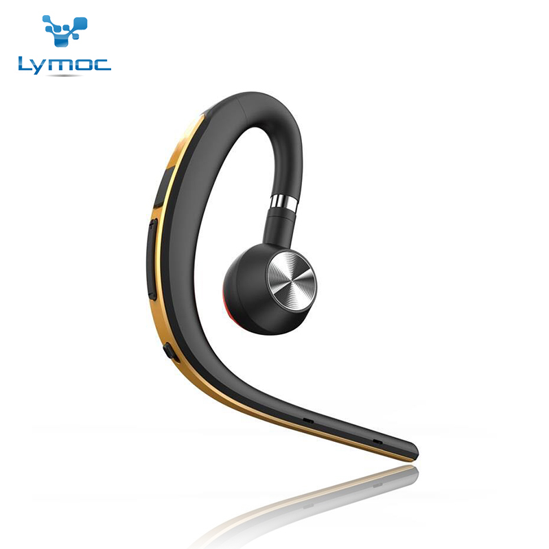 Handsfree Business Bluetooth Headset With Mic Voice: LYMOC Y3+ Handsfree Business Bluetooth Headphone With Mic