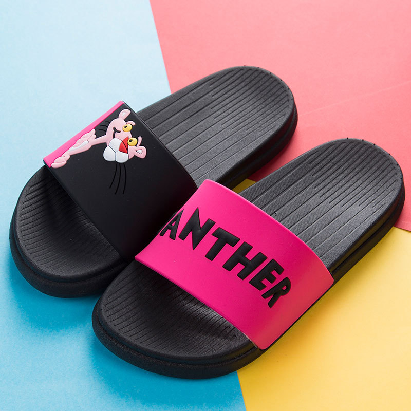 Fashion Non slip Summer outdoor slides women slippers jelly flip flops flat Cartoon unicoin slippers women beach sandals-in Flip Flops from Shoes on Aliexpress.com | Alibaba Group