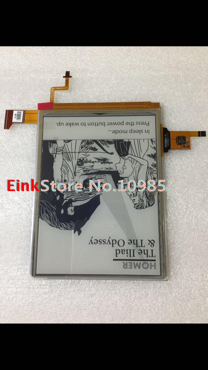 6 Inch E INK lcd screen ED060XH7 with touch screen pack of 5