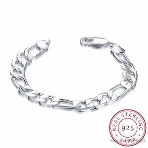 Men's Jewelry bracelet 925 Ste
