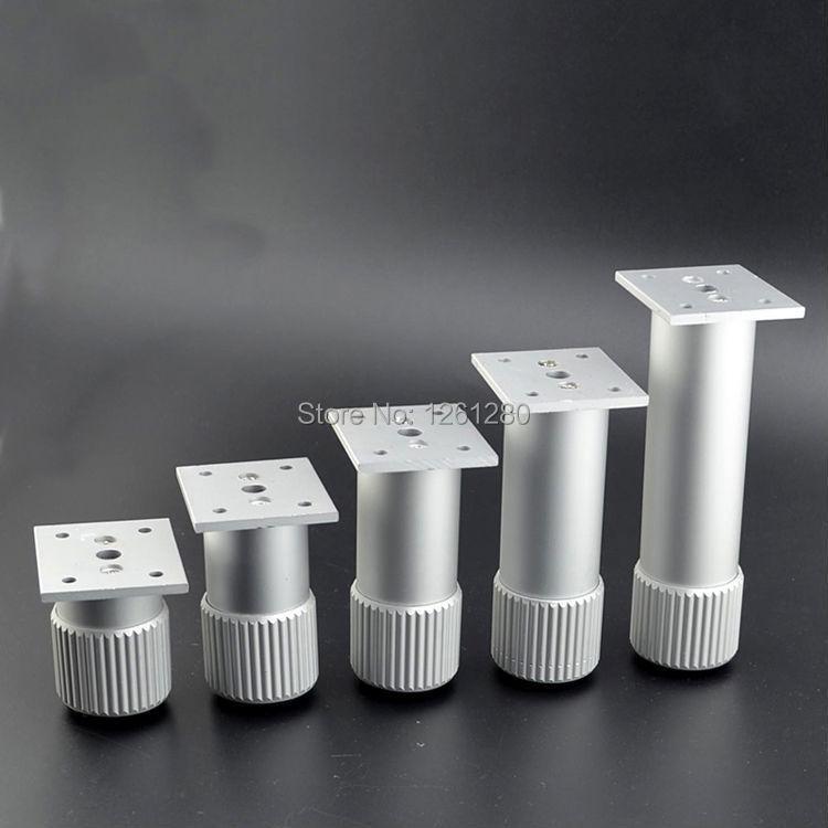 ΞEnvío libre 15 cm soporte de aluminio pie de los muebles tabla de ...