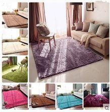 Fur tapete Shaggy Carpet For Living Room Home Warm Plush Floor Rugs fluffy Mats Kids Room Faux Fur Area Rug Living Room Mats
