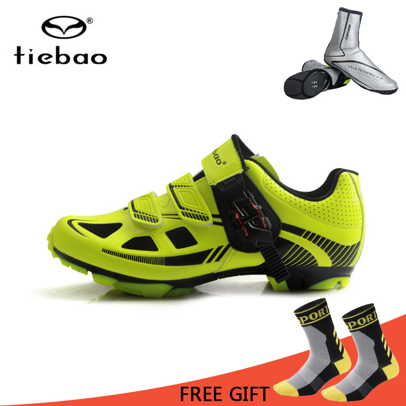 Tiebao MTB Cycling Shoes Men Outdppr Sports Sneakers Mountain Bike Shoes Self-Locking Bicycle Shoes zapatillas mujer deportivaTiebao MTB Cycling Shoes Men Outdppr Sports Sneakers Mountain Bike Shoes Self-Locking Bicycle Shoes zapatillas mujer deportiva