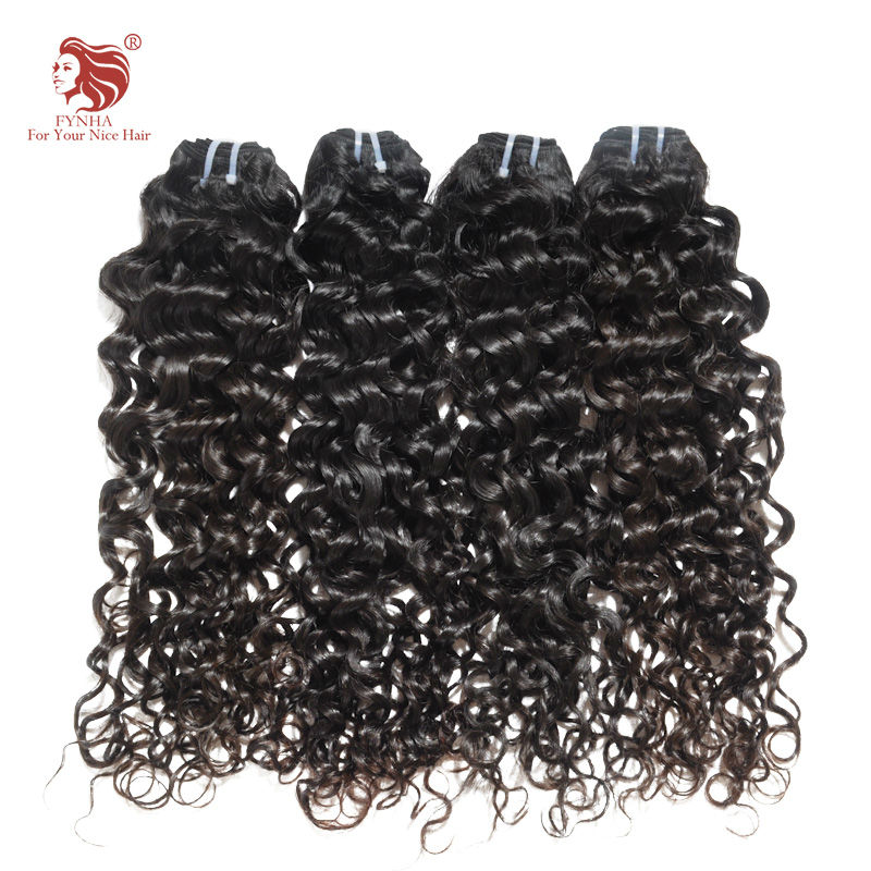 ФОТО 2pcs/lot malaysian curly hair extensions Italian curly Virgin human Hair weave 12-30