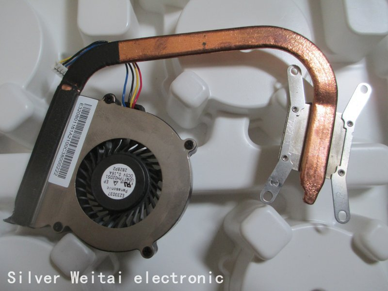 ФОТО Free Shipping New CPU Cooling Fan for e233037 UDQFTPH02DS1 E233037 5V 0.16A