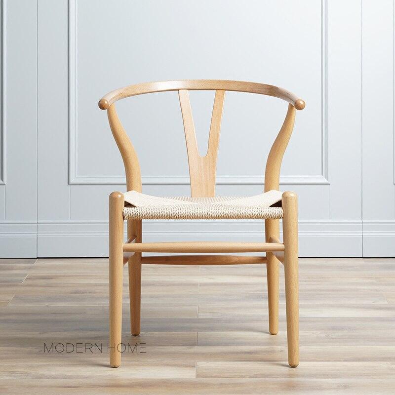 Fine Us 139 0 Minimaist Modern Design Solid Beech Wood Dining Chair Classic Nice Fashion Popular Design Wooden Dining Furniture Chair 1Pc In Dining Frankydiablos Diy Chair Ideas Frankydiabloscom