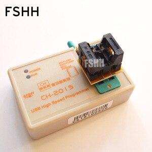 Image 3 - Programme CH2015 USB haute vitesse programmeur + SSOP8 à DIP8 adaptateur 24/93/25 eeprom/25 spi flash USB programmeur livraison gratuite