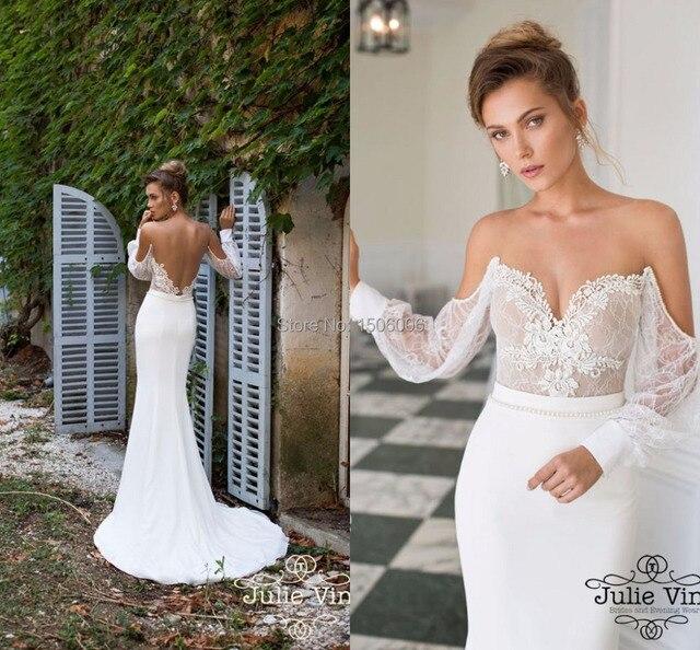 Sweetheart Neck Low Cut wedding Dresses 2016 Vestidos de Noiva ...