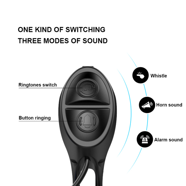 Cycling Electric Horn