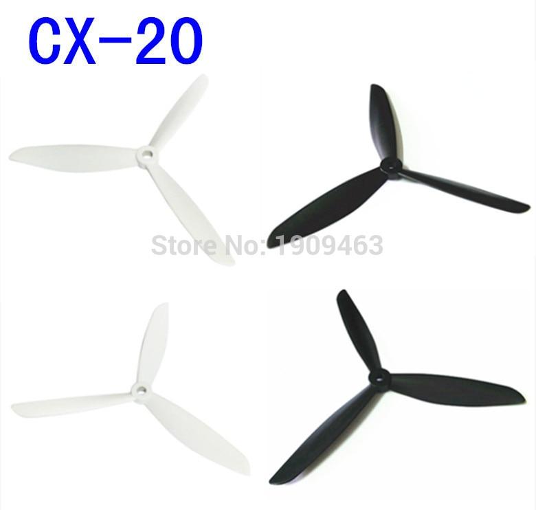 Free shipping, cx 20 CX20 CX-20 cheerson upgrade propeller blades 4 blades cx-20 parts CX20 parts cheerson cx 20 cx20 rc quadcopter parts receiver board cx 20 007
