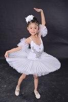 2016 Nieuwe Collectie Kinderen Ballet Tutu Jurk Zwanenmeer Ballet Kostuums Kids meisje Ballet Jurk Voor Kinderen