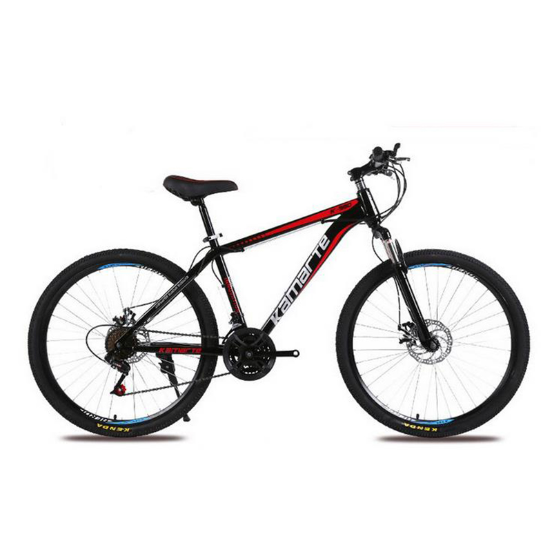 Bicycles 24-inch Shock Absorption 21-Speed Gift Promotion Of Student Bicycles For Mountain Bikes
