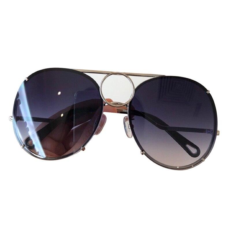2 1 De Feminino Sonnenbrille Polarisierte Sol no Oculos 4 Uv400 Qualität Legierung 2019 Mode no Shades no Luxus No Hohe Vintage Rahmen Brillen 3 0HPYqwTz