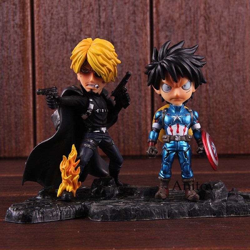 Action & Toy Figures Yamaguchi Monkey D Luffy Vinsmoke Sanji One Piece Action Figure Bwfc Banpresto World Figure Colosseum Pvc Collectible Model Toy Skilful Manufacture