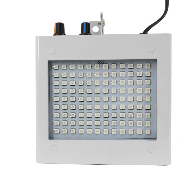 New Quality 54 LED Emergency Vehicle Strobe Lights Bars Warning Deck Dash Grille hot Professional DJ Disco