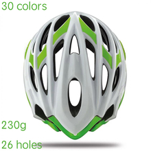 Tour de France Super Light 230g mtb Adults 26 hloes mojito cycling helmets road bike helmet bicycle parts