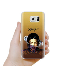 Michael Jackson Phone Case Samsung Galaxy S4 S5 S6 S7 Edge S8 Plus Note 8 2 3 4 5 A5 A710 J5 J7