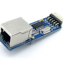 Ethernet-Board Interface Microcontrollers for Connecting To with RJ45 SPI ENC28J60