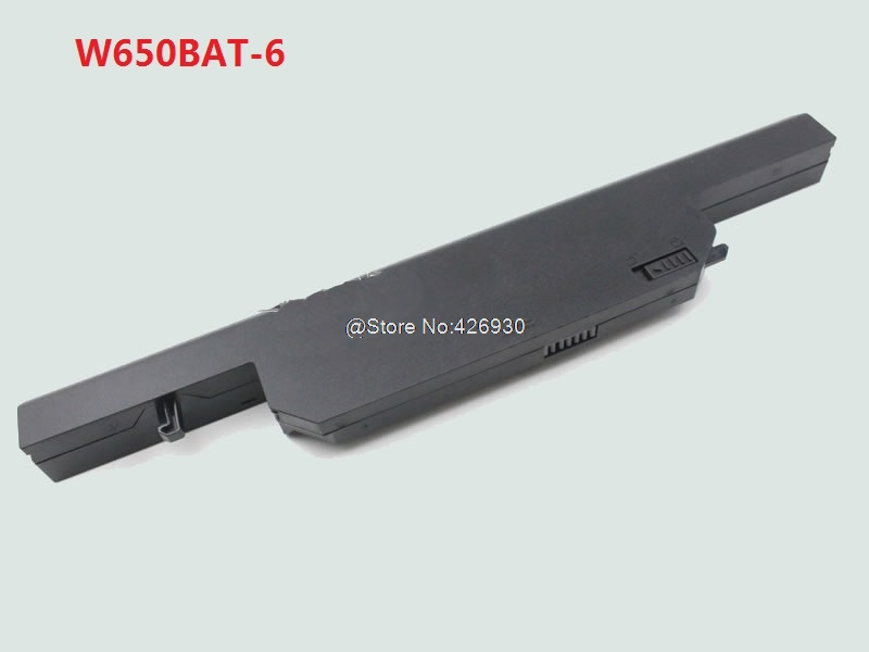Laptop Battery For CLEVO K710C K610C K610C K590C-I3 W650BAT-6 6-87-W650-4D4A 5600mAh 11.1V New and Original hot sale original quality new laptop battery for clevo d450tbat 12 d450t 87 d45ts 4d6 14 8v 6600mah free shipping