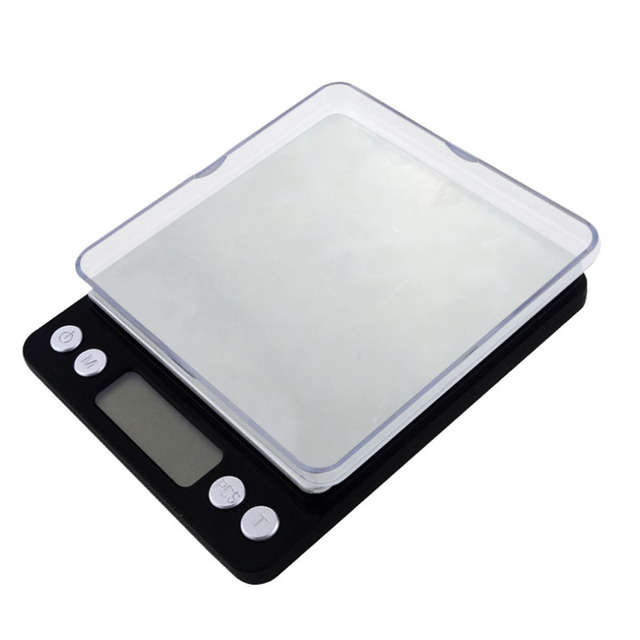 Outad 2kg 0 1g Kitchen Electronic Scale Food Cooking Jewellery Materials Weight Household Digital