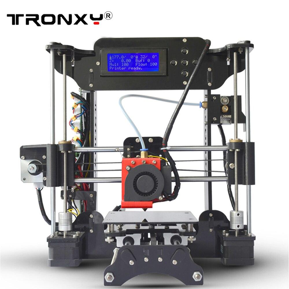 Tronxy XY100 machine 3D Printer High Precision LCD