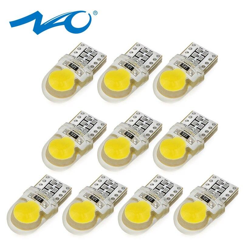 NAO Interior-Lamp Car-Lights W5W T10 3000K Yellow Led-Bulb 12V 194 168 DRL SMD Reading