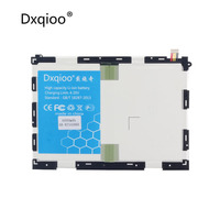 Dxqioo T550 EB BT550ABE Battery Fit For Samsung Galaxy Tab A 9 7 SM T550 SM