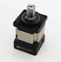 AB42-5 42 мм стандарт планетарный редуктор соотношении 5:1 для 50 Вт 100 Вт 40 мм ac Серводвигатель NEMA17 шаговый двигатель