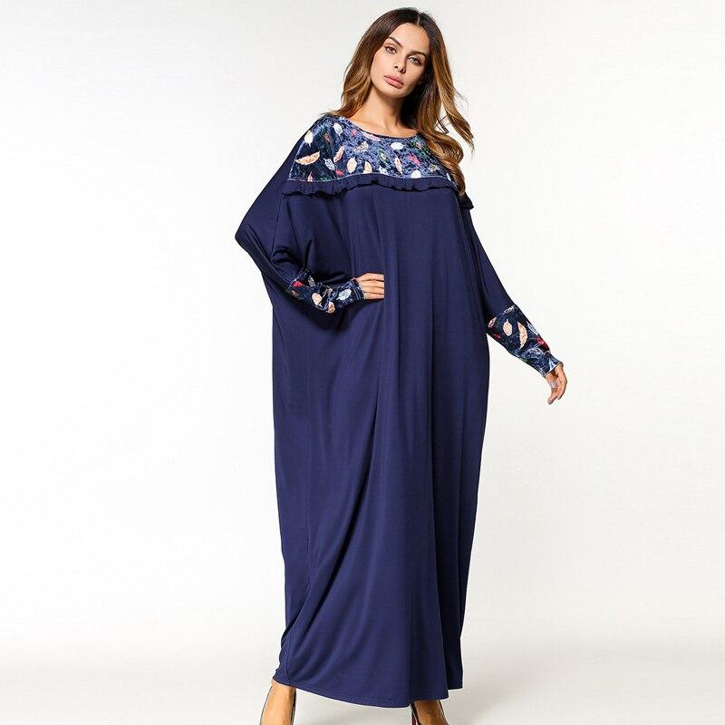 Abaya Dubai Islam Arab Muslim Hijab Dress Turkey Kaftan Dubai Abayas For Women Caftan Vestido Elbise Robe Musulmane Longue Femme