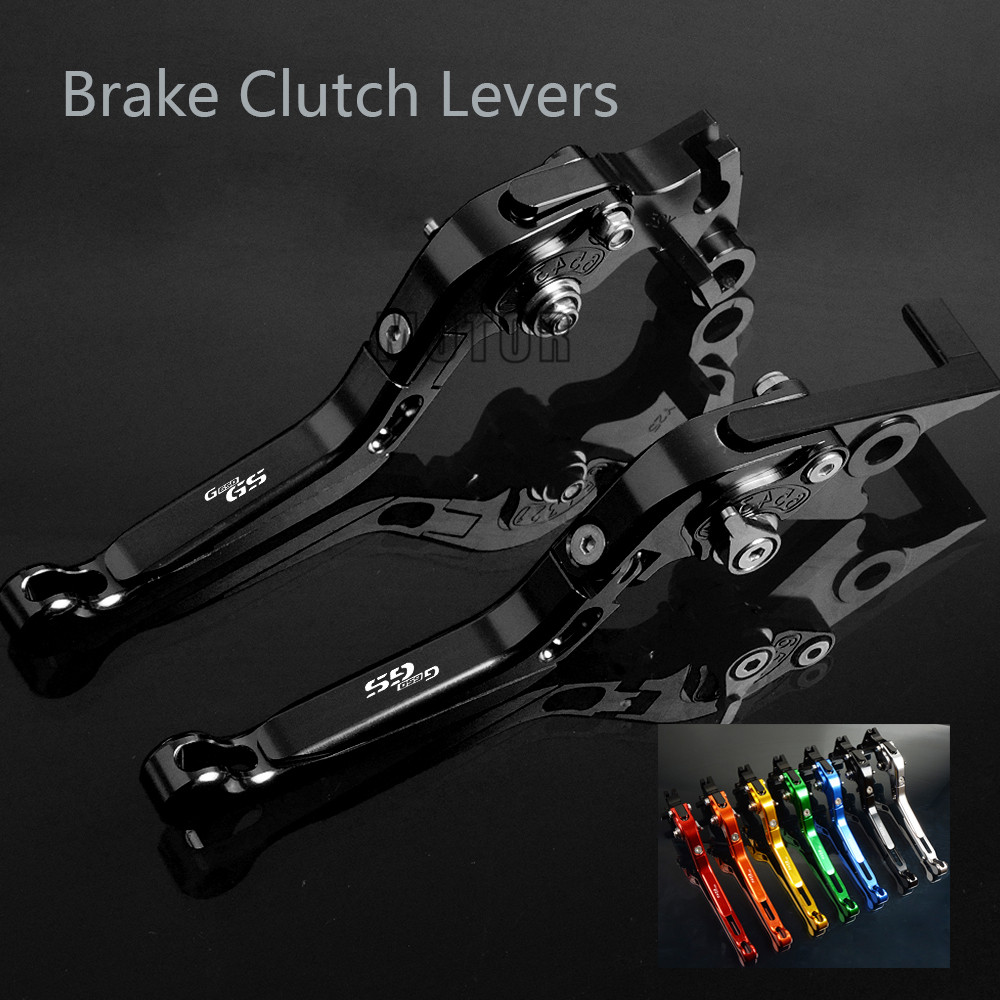 For BMW G650GS G 650GS G 650 GS G650 GS 2008 2009 2010 2011 2012 2013 2014-2016 Extendable Motorcycle Brake Clutch Levers for kawasaki er6f er6n er6 n 2009 2010 2011 2012 2013 2016 adjustable foldable extendable cnc motorcycle brakes clutch levers