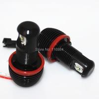 2PCS X 2 LED ANGEL EYES EYE UPGRADE WHITE LED LIGHT 10W FOR BWM E82 E81 E92 E93 E60 E61BULBS