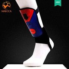 Soccer Shin Guard Adult professional shin pads Ankel binding Bands Sports Leg Protect Football Socks leg guard цена