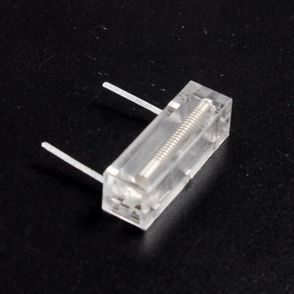 10PCS Transparent Sensor Switch Vibration Shake Rod Skates Gyro output ASS