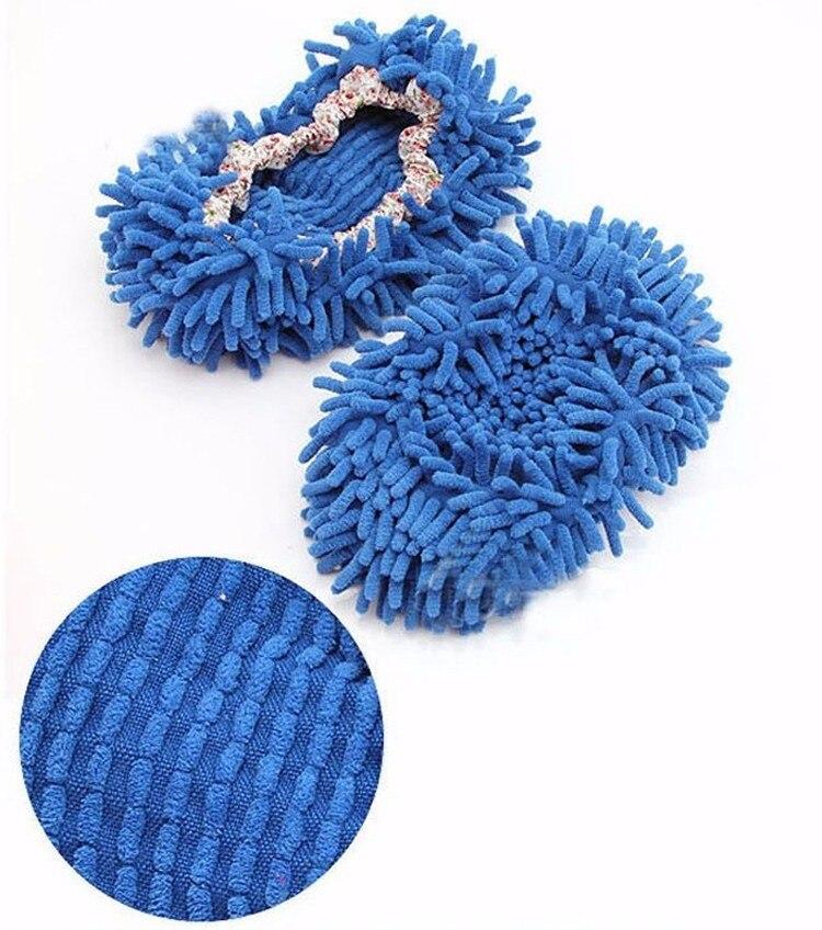 1 Stücke Zufällige Farbe Reinigungstücher Chenille Reinigung Schuh - Haushaltswaren - Foto 4