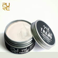Hair Beauty Makeup products 1pc P03 100ML Disposable White Color Hair Dye One-time Molding Paste Wax Styling Cream Gel