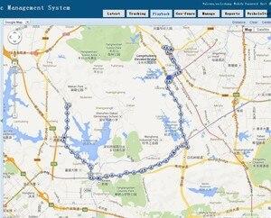 Image 2 - Garantiert 100% 4 band auto GPS tracker GT02 Google link echtzeit tracking kostenloser versand