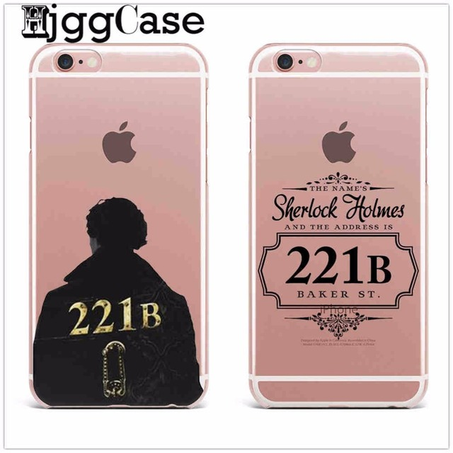 coque iphone 6 sherlock holmes
