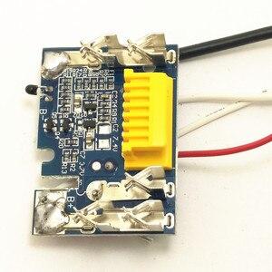 Image 4 - For Makita 14.4V 1.5Ah 3.0Ah 4.5Ah BL1430 Li ion Battery PCB Circuit Board BL1460 BL1415 BL1440 BL1445 Charging Protection