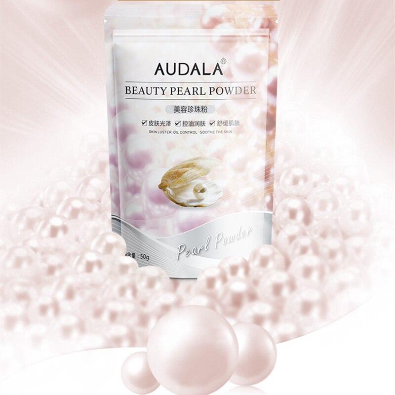 Natural Pure Pearl Powder Whitening Cream Face Mask Fade Spot Face Cream Repair Pearl Powder Mask Melanin Remove Pearl Powder