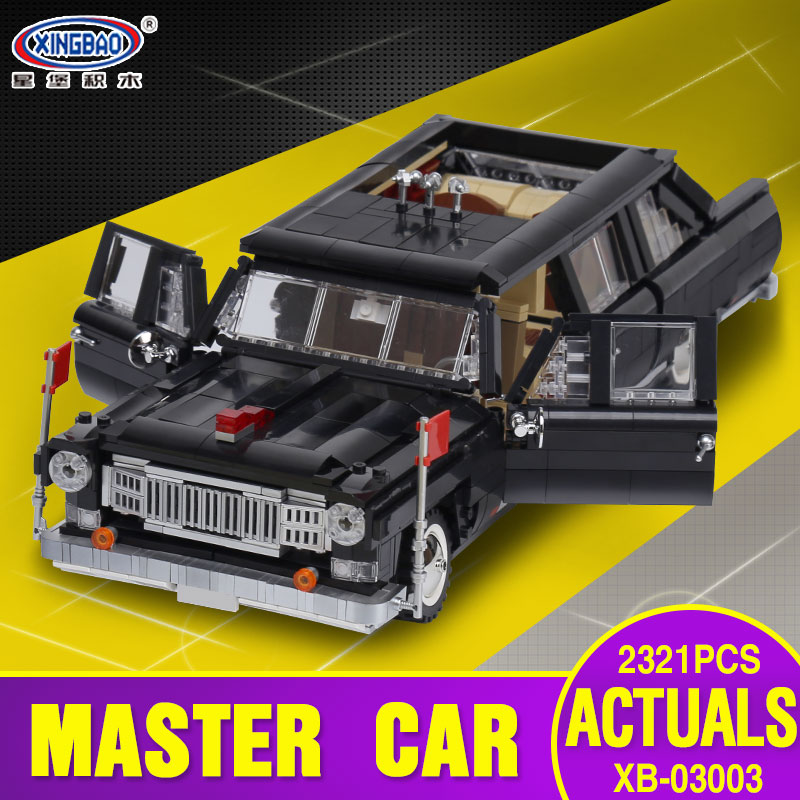 X Models Building toy Compatible with Lego X03003 2327Pcs HongQi Car Blocks Toys Hobbies For Boys Girls Model Building Kits compatible with lego ninja 70596 models building toy 10530 1307pcs base home samurai x cueva building blocks toys