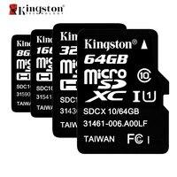 Kingston Class 10 Micro SD Card 8GB 16GB 32GB 64GB Memory Card C10 Mini SD Card