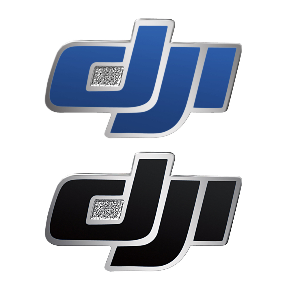 DJI Badge Factory Badge Pin DJI Souvenir Badge for DJI RC Quadcopter Backpack